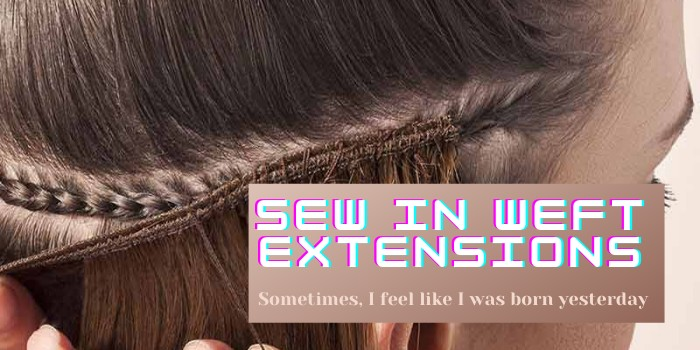 00 Weft Hair Extensions