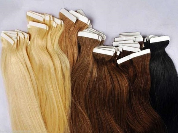 01 12 Inch Tape In Hair Extension