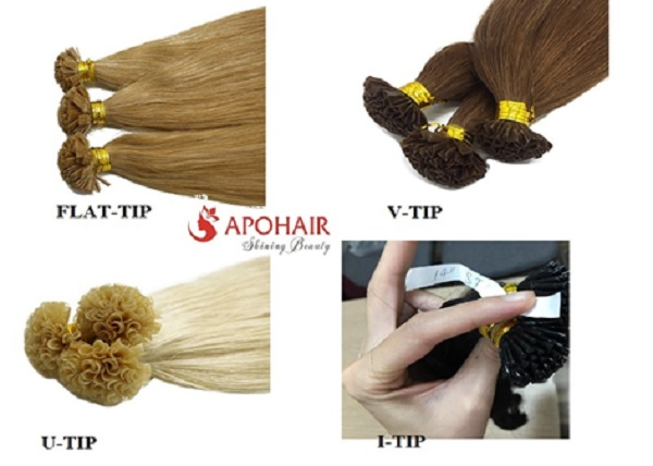 01 26 Inch Keratin Hair Extensions