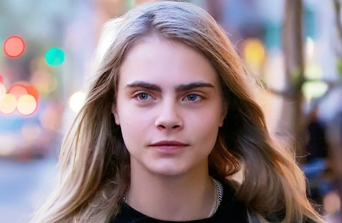 01 Cara Delevingne No Makeup