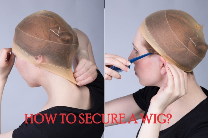01 How To Secure A Wig