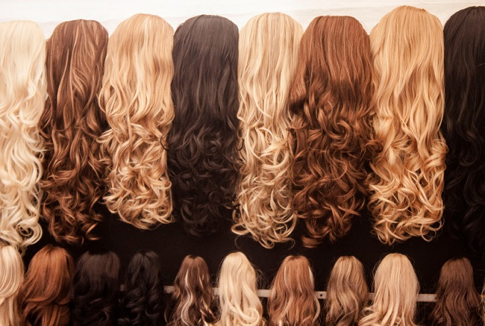 01 Wig Color Chart
