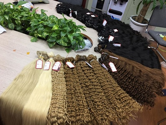02 6 Inch Hair Extensions