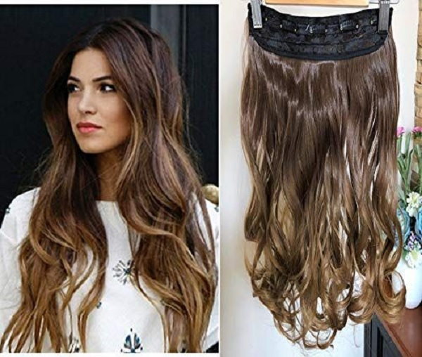 06 20 Inch Clip In Hair Extensions