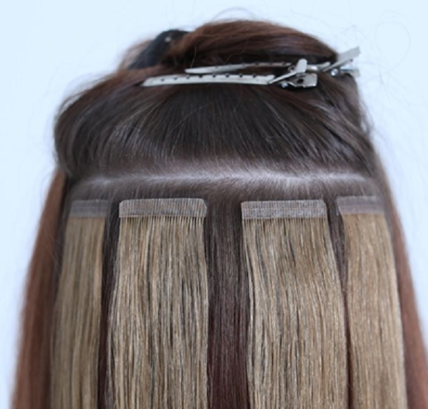 07 12 Inch Tape In Hair Extension