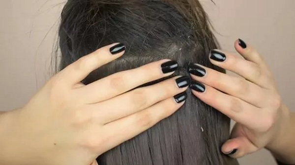 07 28 Inch Tape In Hair Extension
