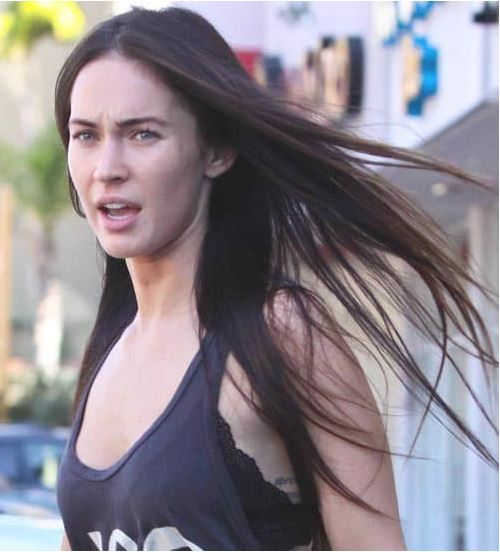 07 Megan Fox No Makeup