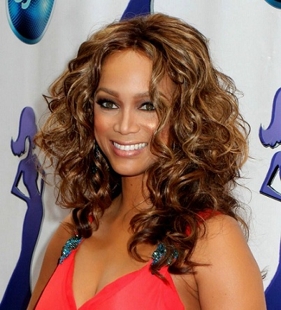 Curly Hairstyles Red Carpet