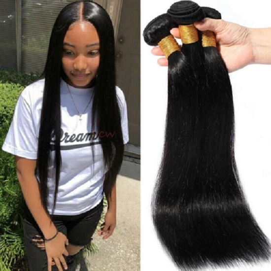 12 14 Inch Straight Weave