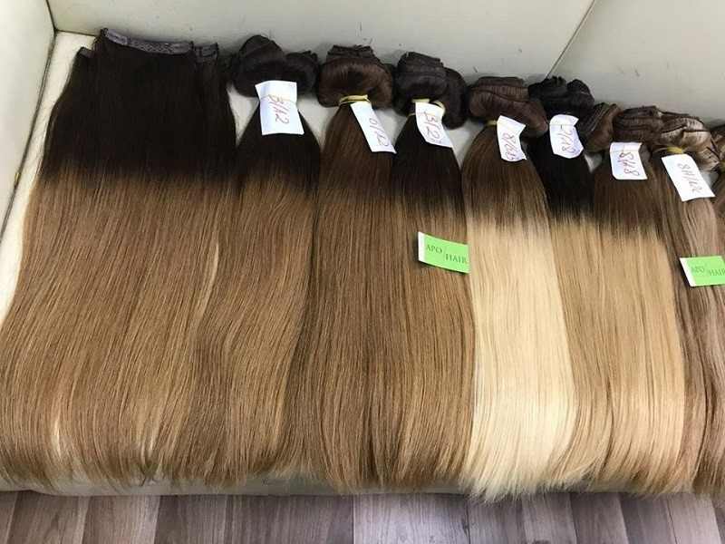 12 Inch Ombre Weave
