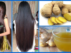 GINGER – A SUPERHERO INGREDIENT FOR HAIR GROWTH