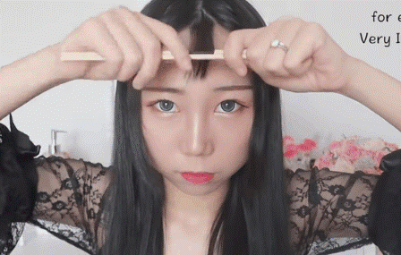 4 Tools That Help You To Get Perfect Bangs02