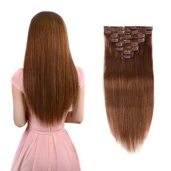 Light Brown Clip In