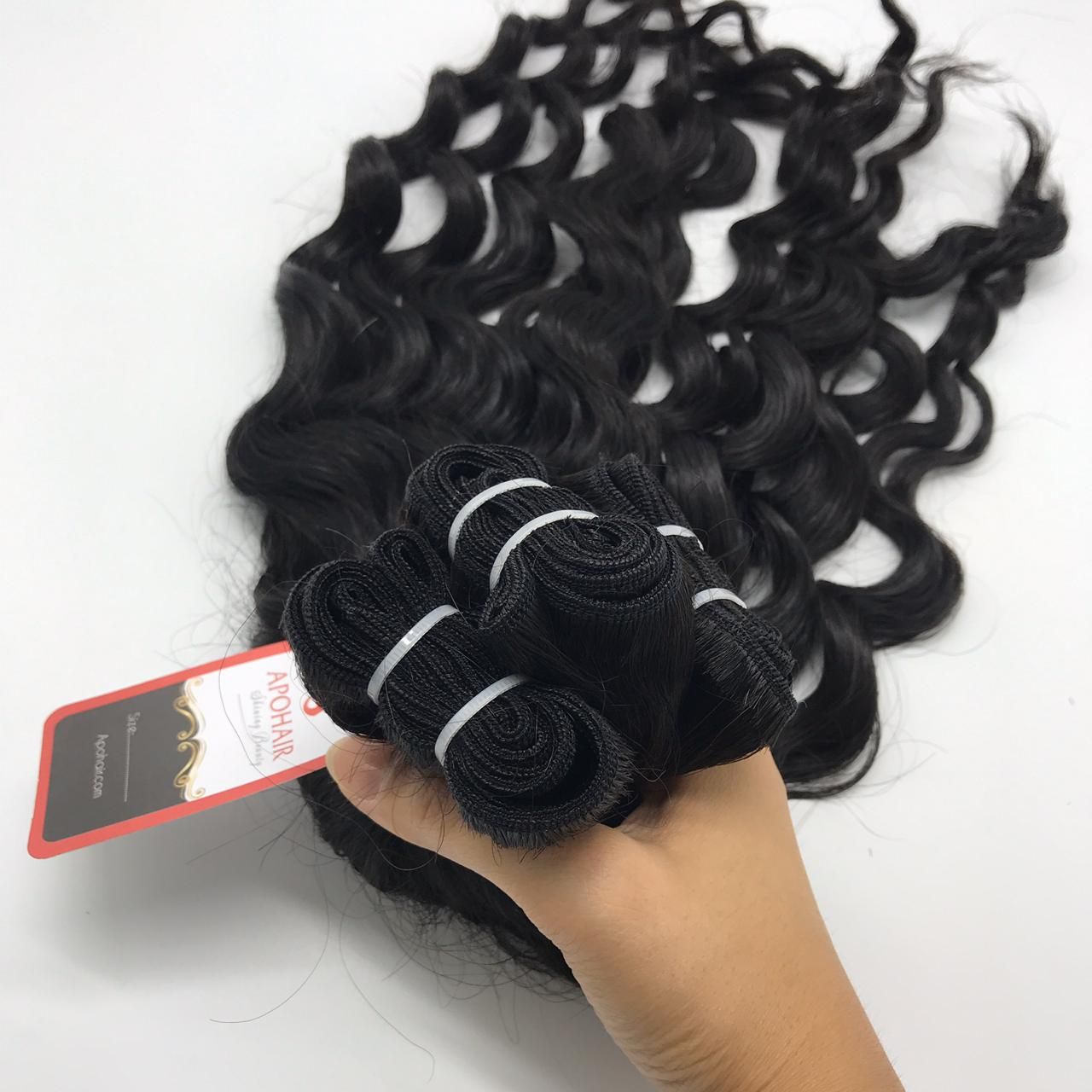26 inch weave hair extensions by APOHAIR