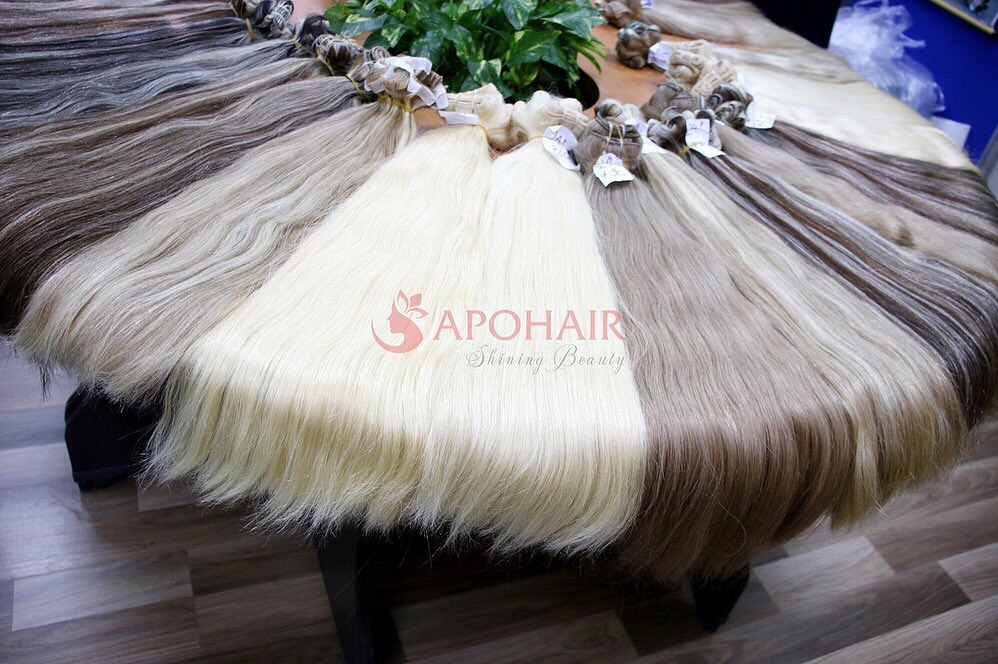 sew in hair colors